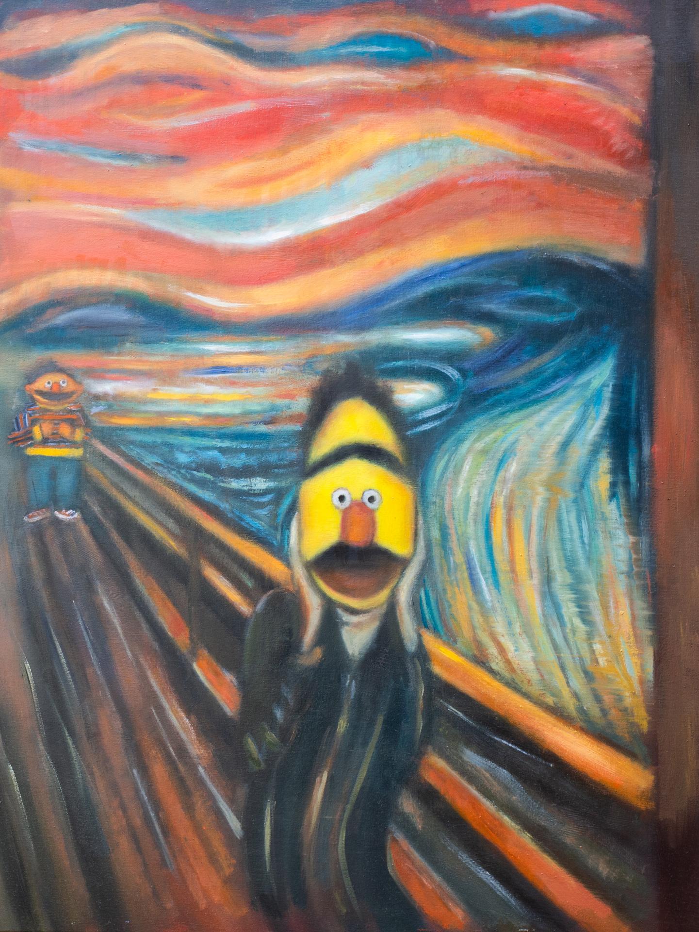 Bert x Ernie Scream